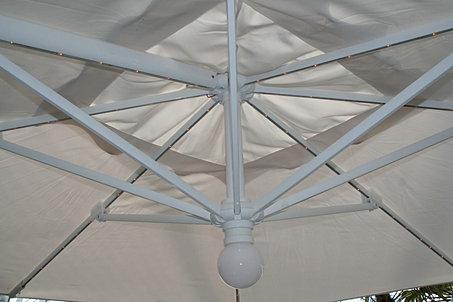 parasol haut de gamme id e parasol socotex. Black Bedroom Furniture Sets. Home Design Ideas