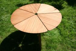 Table bambou petale_6880