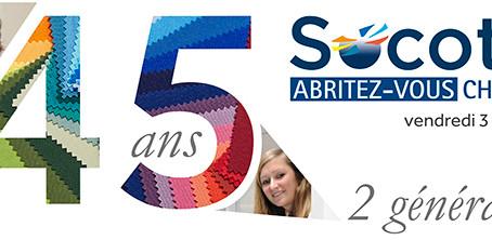 45 ans Socotex