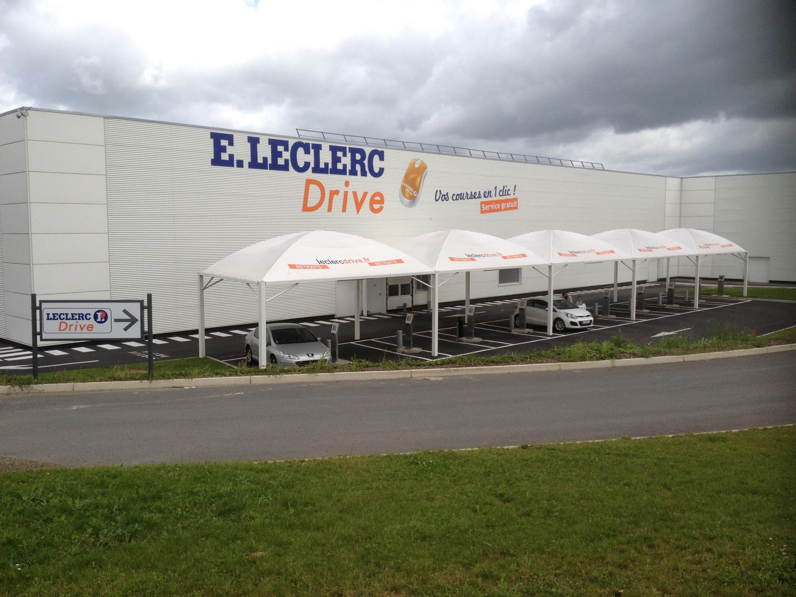 Abridrive pour E. leclerc drive