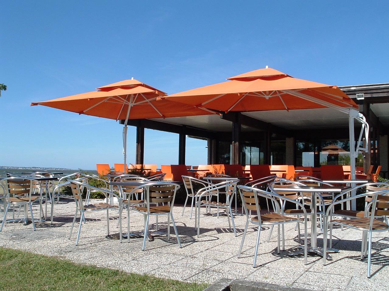 Parasol decor d'Honfleur - 2