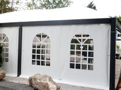 terrasse pour camping abridrive