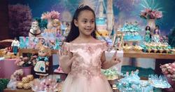 Aniversário 6 anos Marcela