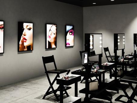 La prochaine école contemporaine de maquillage professionnel en Alsace