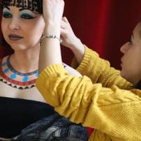 histoire du maquillage
