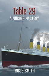 Book Cover Tabe 29 A Murder Mystery