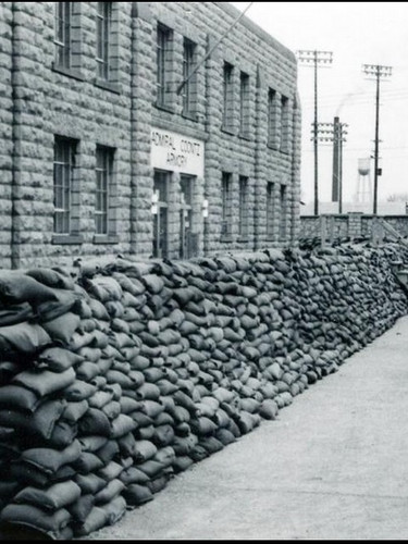 1969 Armory Sandbagging