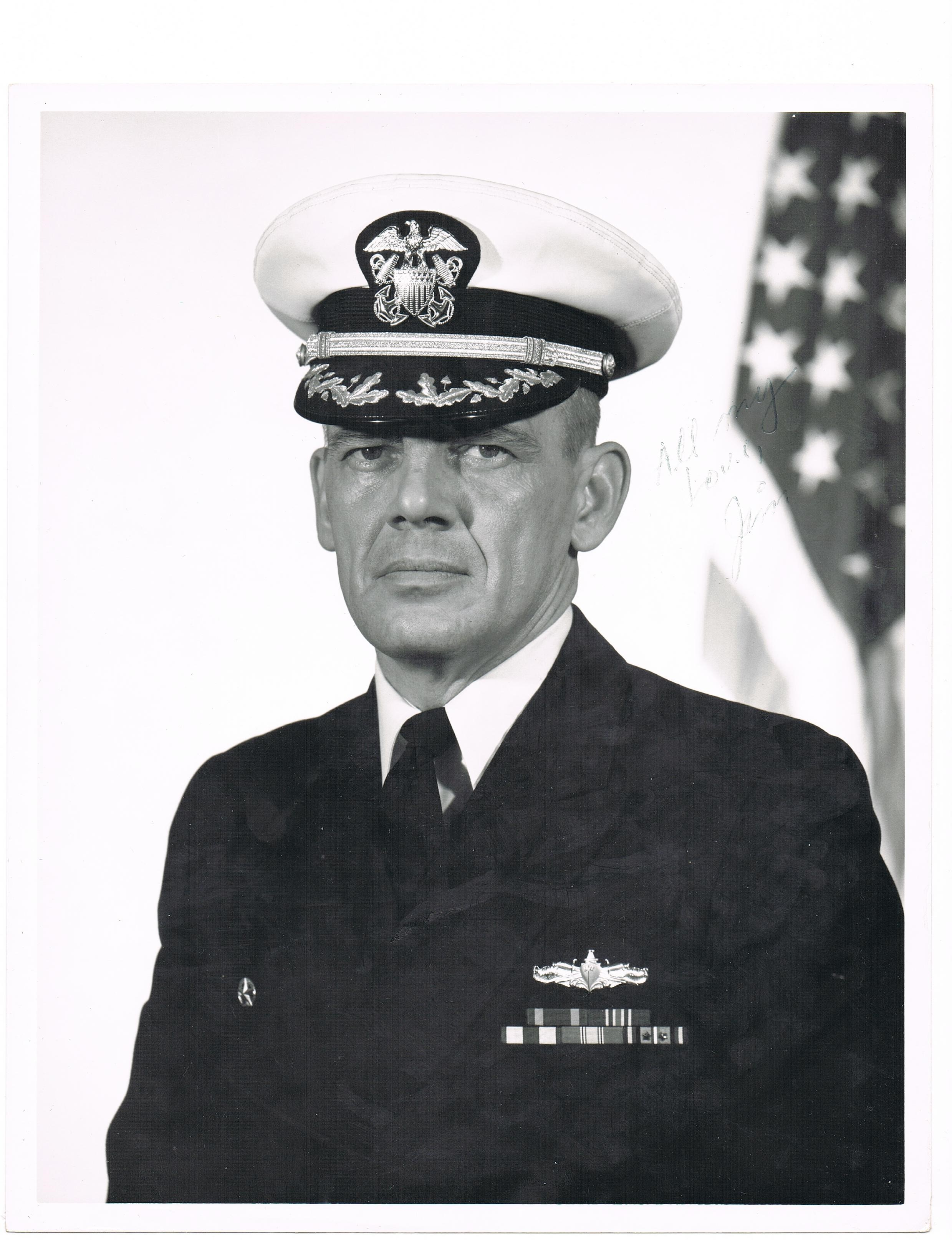 James F. Featherstone