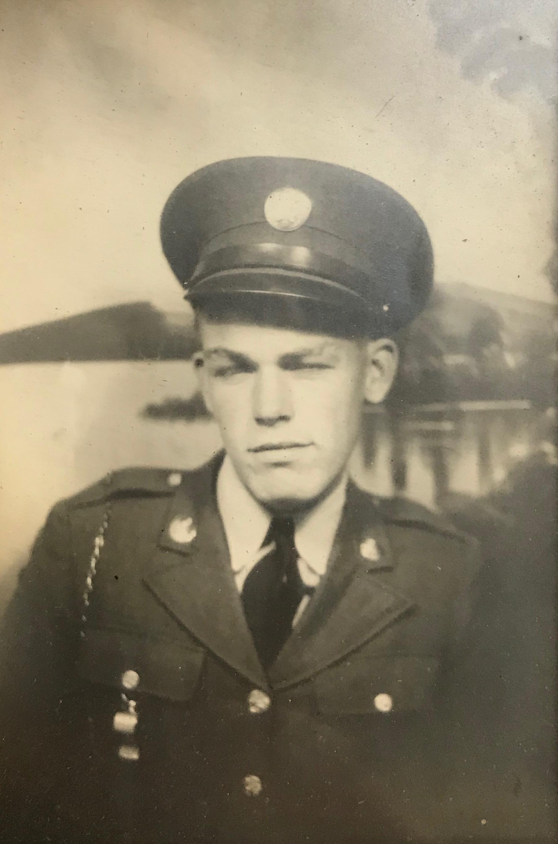 Joseph Roy McKenzie