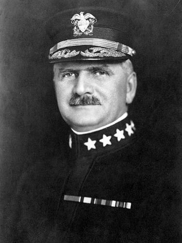 Admiral Robert E. Coontz