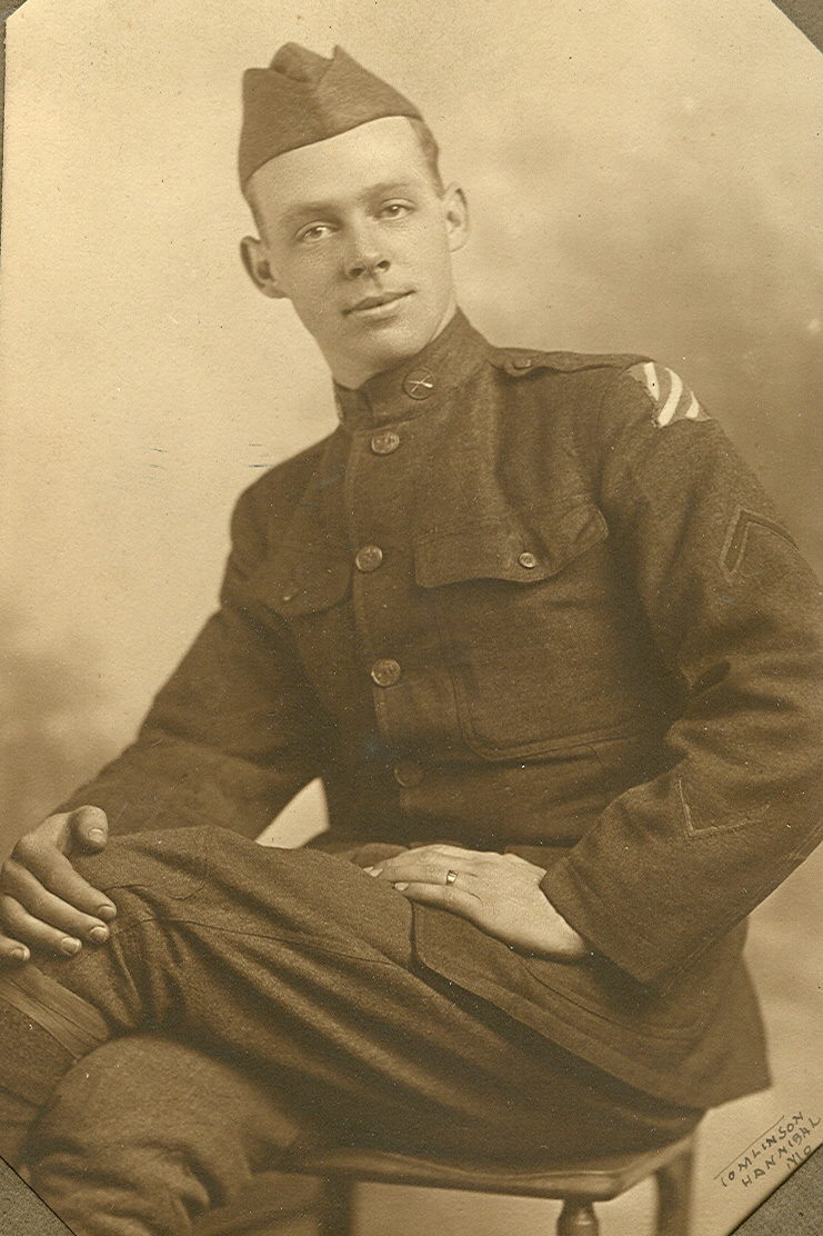 Cpl. Benjamin William Stewart