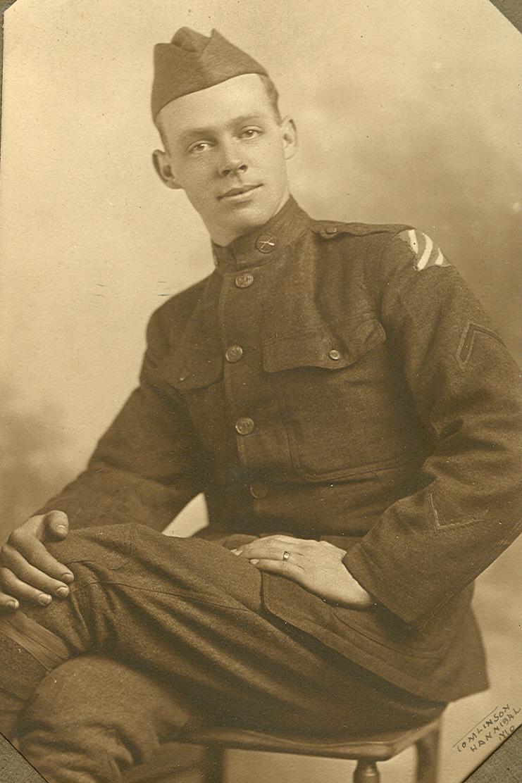 Cpl. Benjamin William Stewart