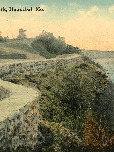 Riverview Park Postcard