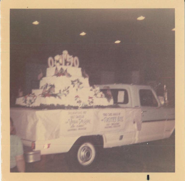Parade 1969