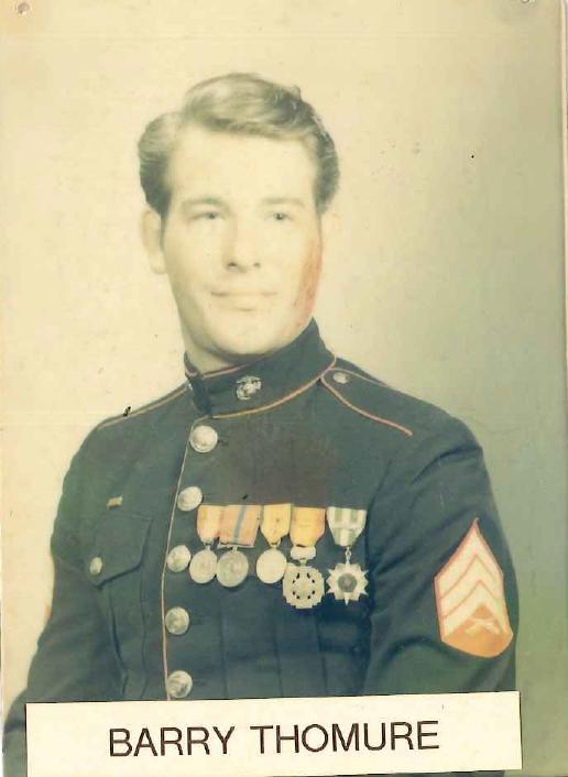 Barry V.K. Thomure