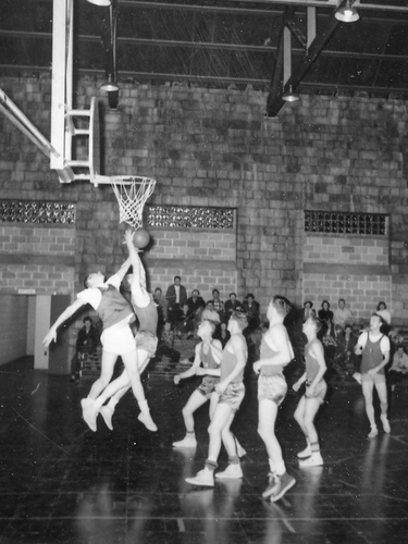 Armory Basketball 1960s