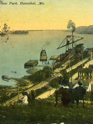 View of Industry