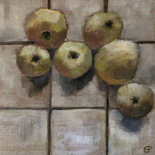 Apples from Above