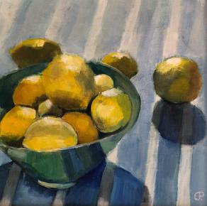 Lemons and Stripes