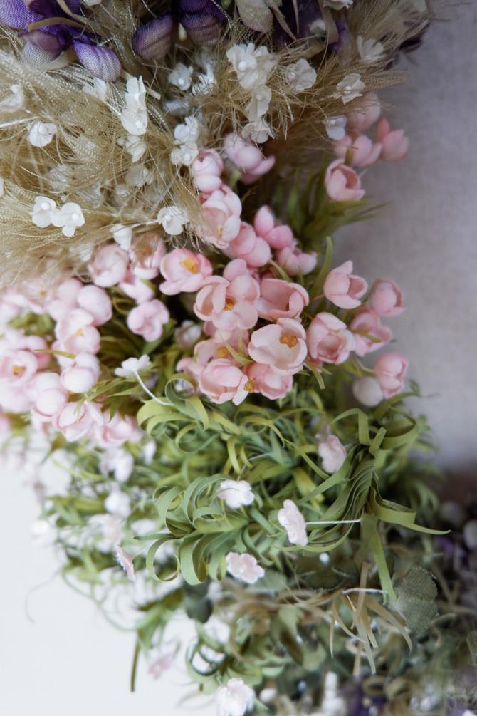 小さいな花