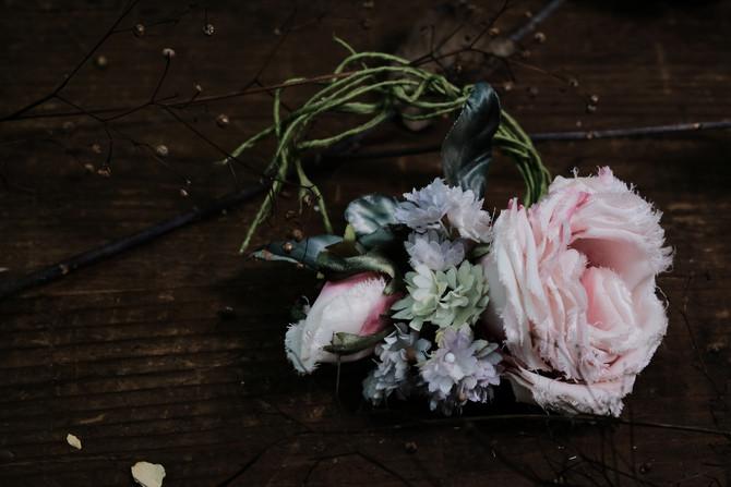 アンティーク薔薇