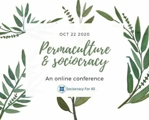 Conferência Online Permacultura e Sociocracia