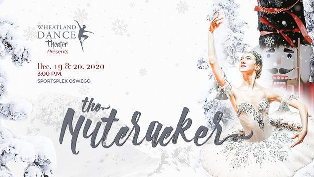 Nutcracker Facebook Banner Image - 2020.
