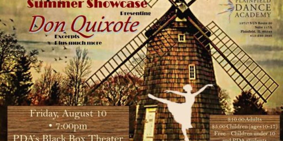 Summer Showcase - Don Quixote