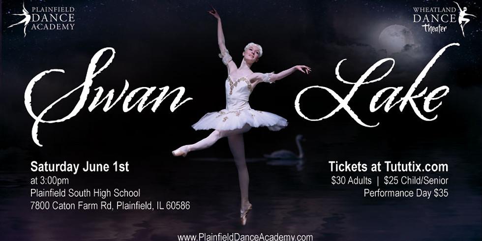 Swan Lake Performance