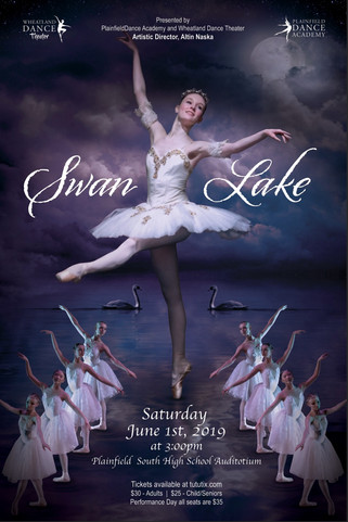 Swan Lake   Spring 2019