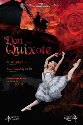Don Quixote   Spring 2020