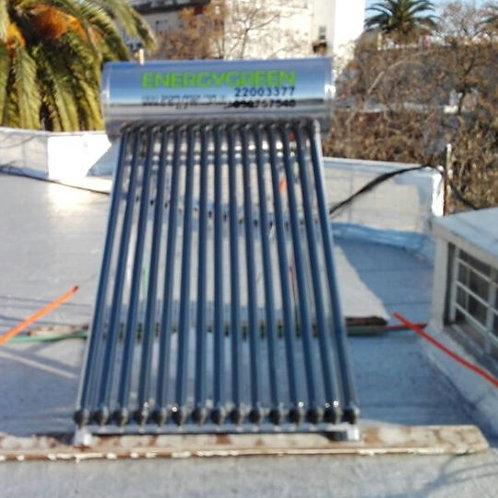 Calentador Solar 150 Lts Presurizado Ac. Inoxidable Heat Pipe