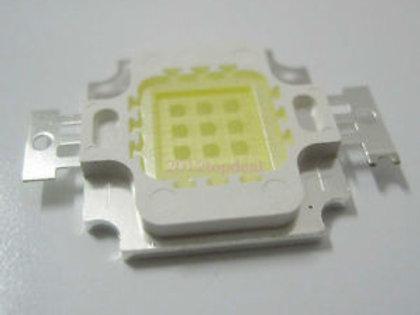 Chip Led de 10w 12v 6000k