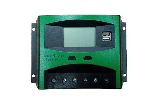 Regulador de Voltaje de 60 Amp 12v/24/48vv