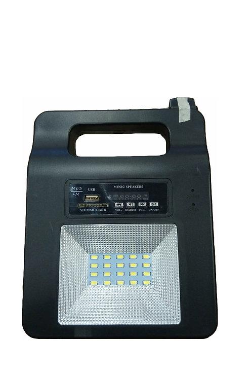 Reflector/Radio Solar