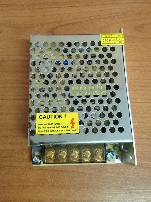 Transformador para tira Led 5A Metal
