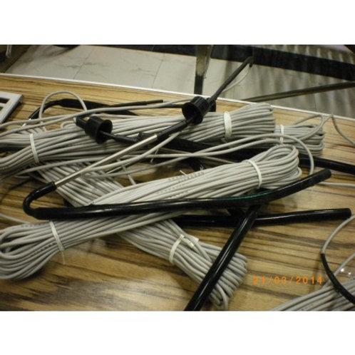 Sonda Para Calefón Solar 4 cables y 20m