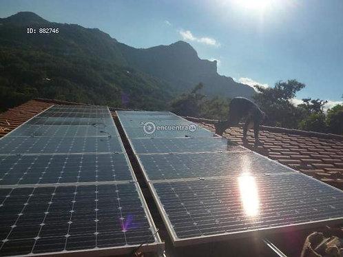 Juego de Empalme Para Paneles Solares