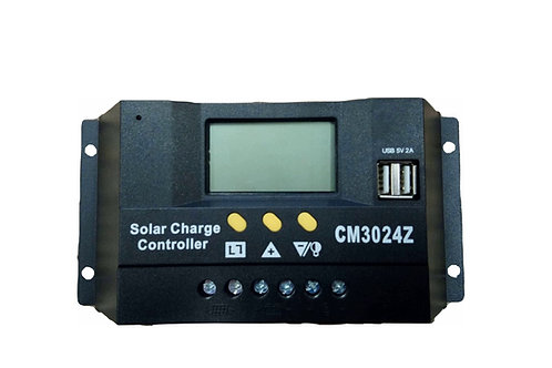 Regulador de Voltaje de 40amp 12v/24v