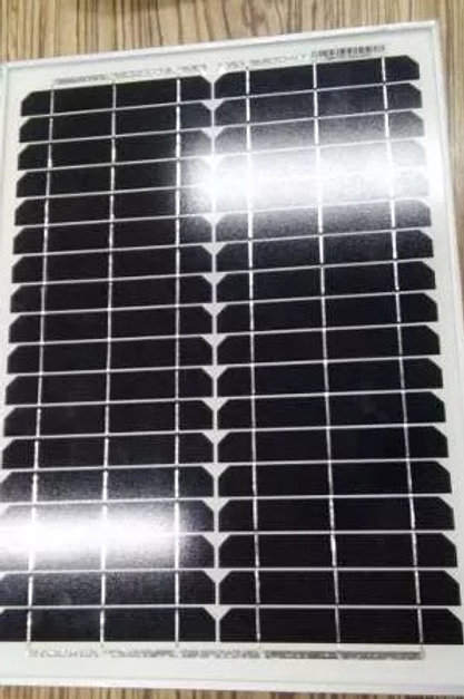 Panel Solar 20w Policristalino