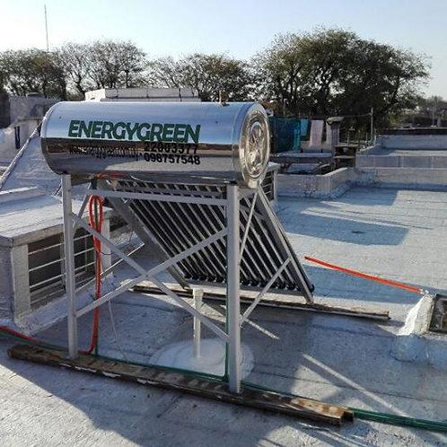 Calentador Solar 80 Lts No Presurizado Ac. Inoxidable