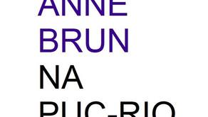 Anne Brun na PUC-Rio
