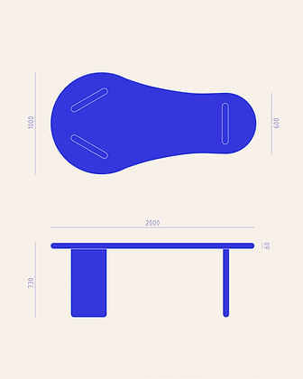 Chunky Desk II