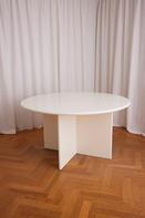 Round Table 1400 White