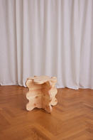 Curvy Table Mini Pine