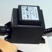 Transformator för rökutvecklare