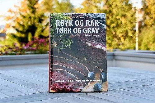 Bok: Røyk og Rak - Tørk og Grav