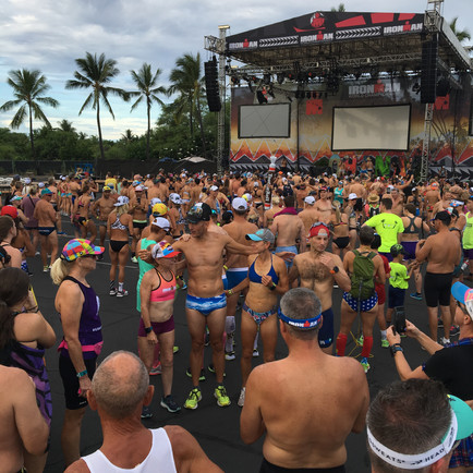 KONA DIARIES DAY 13 TO 17 INCLUDING RACE DAY
