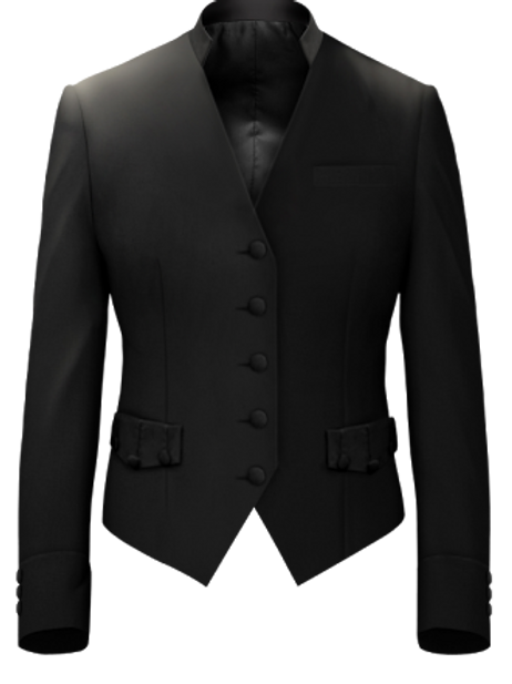 Senior Counsel Court Jacket (Silk)