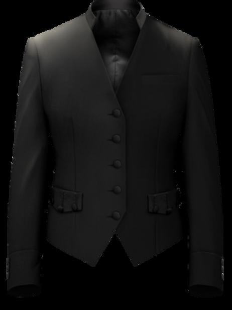 Senior Counsel Court Jacket (Wool)